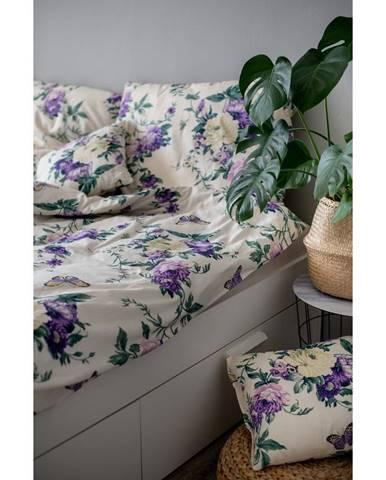Bavlnené obliečky Cotton HoVioleta, 140 x 200 cm