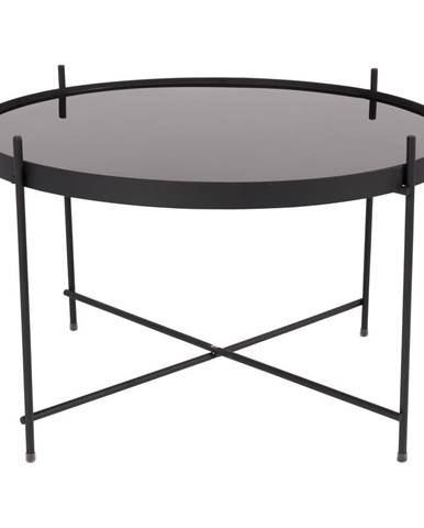 Čierny konferenčný stolík Zuiver Cupid