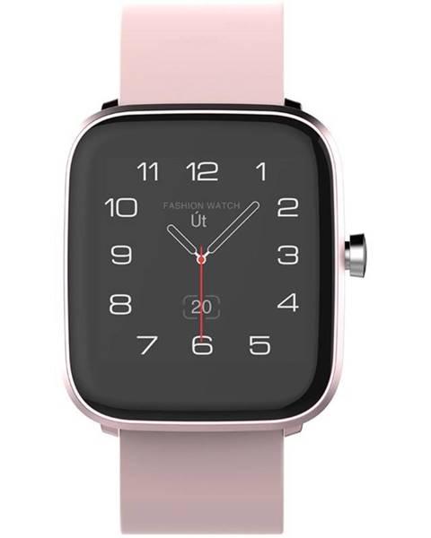 iGET Inteligentné hodinky iGET FIT F20 ružové