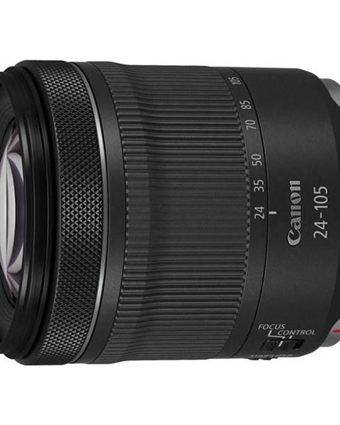 Canon Objektív Canon RF 24-105 mm f/4-7.1 IS STM - Selekce AIP čierny