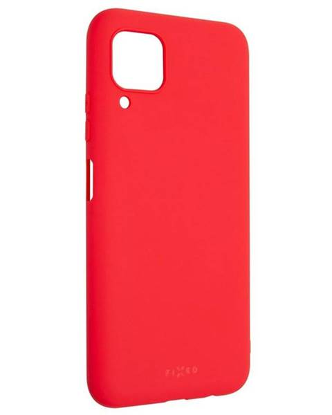 FIXED Kryt na mobil Fixed Story na Huawei P40 Lite červený