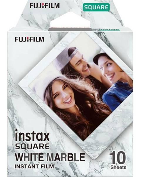Fujifilm Instantný film Fujifilm Instax Square Whitemarble 10ks
