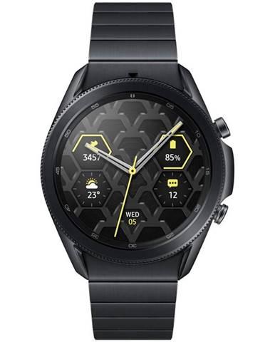 Inteligentné hodinky Samsung Watch3 45mm Titanium čierne