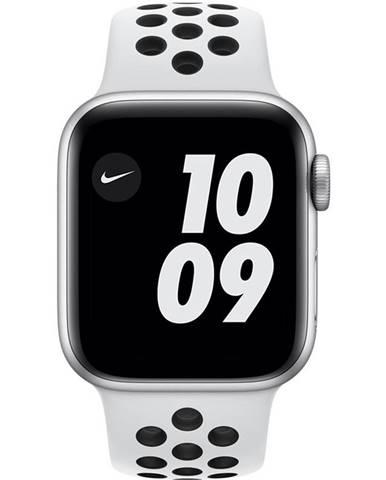 Inteligentné hodinky Apple Watch Nike Series 6 GPS 44mm púzdro zo