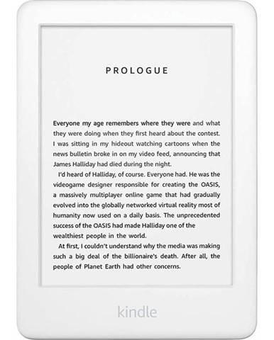 Čítačka kníh Amazon Kindle Touch 2020 s reklamou biela