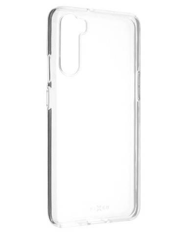 Kryt na mobil Fixed na OnePlus Nord priehľadný