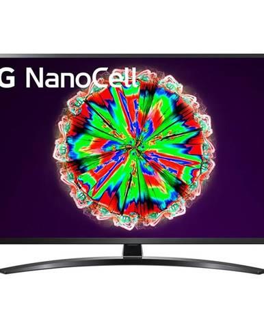 Televízor LG 55Nano79 čierna