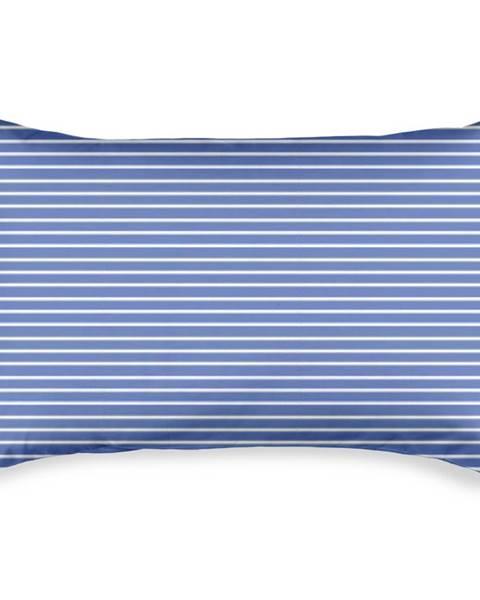 4Home 4home Obliečka na vankúšik Pruhy modrá, 50 x 70 cm