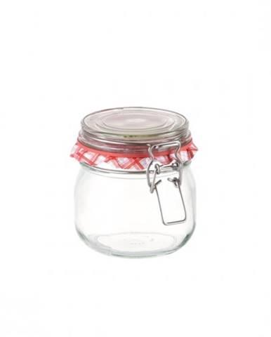 Tescoma Zaváracie poháre s klipsou DELLA CASA, 600 ml