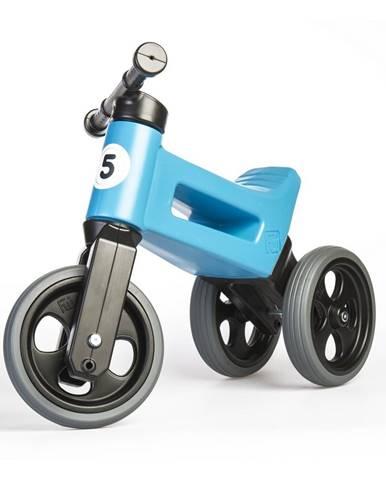 Teddies FUNNY WHEELS Rider Sport modré 2v1 28/30cm