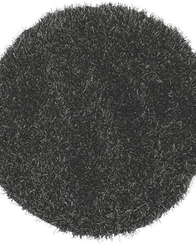 Koberec S Vysokým Vlasom Lambada 1, 67cm, Antracit