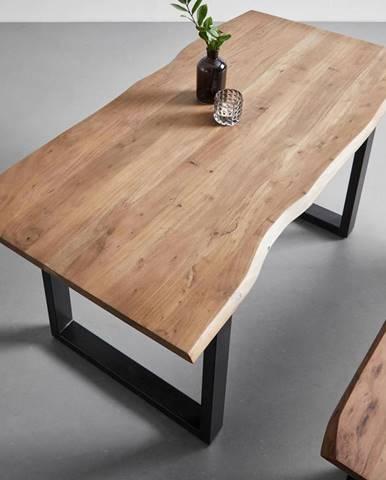 Jedálenský Stôl Z Masívu Malmo 160x85 Cm