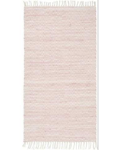 Ručné Tkaný Koberec Mary 2, 80/150cm, Ružová