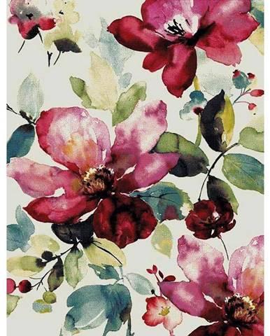 Tkaný Koberec Flower 2, 120/170cm
