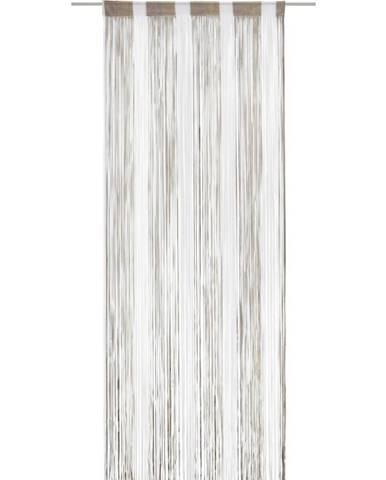 Nitkový Záves String, 90/245cm, Viacfarebné
