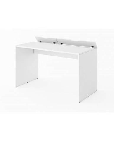 Písací stôl REPLAY biela
