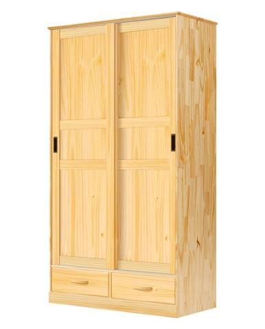 Skriňa 2-dverová ONIX