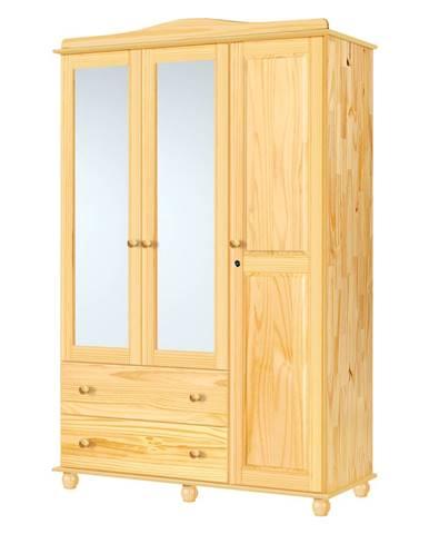 Skriňa 3-dverová GRAND PRIX