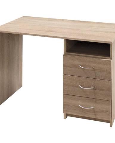 Písací stôl 50044 dub