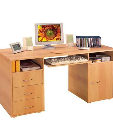 Stôl na počítač 194 buk