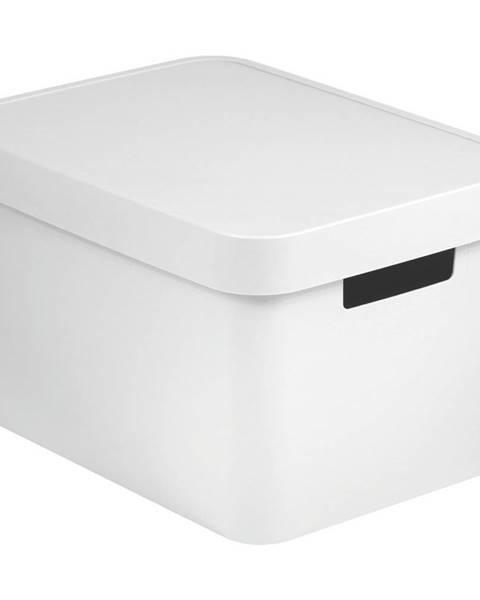 Möbelix Úložný Box Infinity White