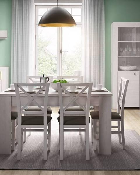 Piaski Piaski Rozkladací jedálenský stôl Rene L140