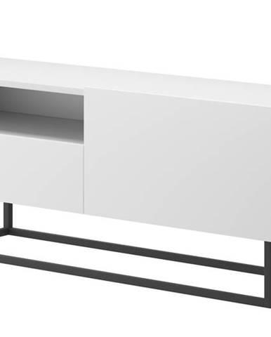 Piaski RTV stolík ENJOY ERTVSZ120 s podstavou