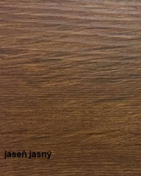 JarStol JarStol Závesná polica Indianapolis I-11 / jaseň svetlý