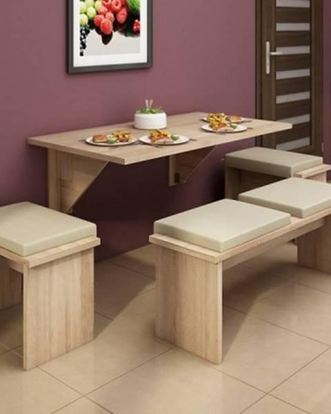 WIP WIP Skladací jedálenský stôl EXPERT 9
