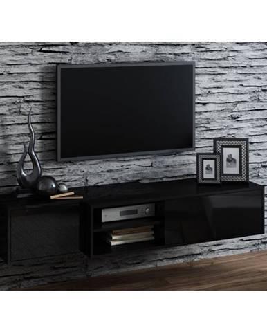 Artcam TV stolík SIGMA 1E NIGHT / závesný