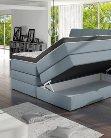ArtMarz Manželská posteľ Korfu Hard-Top