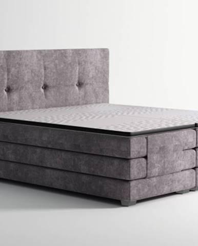 ArtMarz Manželská posteľ Mario Electric Soft- top