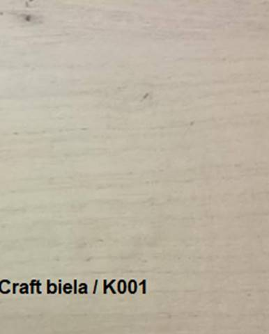 JarStol Regál Indianapolis I-5 / craft biely