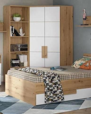 Forte Zásuvka pod posteľ ARKINA LBLL01