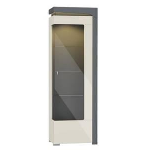 WIP-restol Vitrína THEA AHW-1 P LED