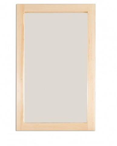 Drewmax Zrkadlo - masív LA117 | borovica
