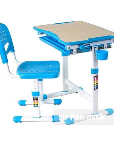 Fundesk Rastúci stôl PICCOLINO + stolička