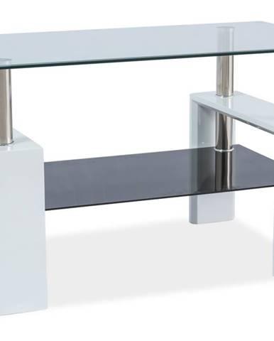 Signal Konferenčný stolík LISA III / biely lak