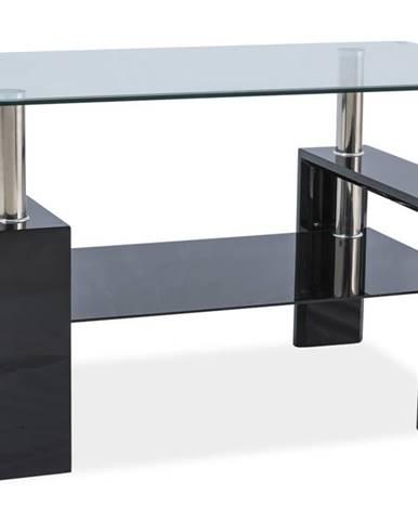 Signal Konferenčný stolík LISA III / čierny lak