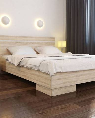 ArtStol Manželská posteľ VISTA 160