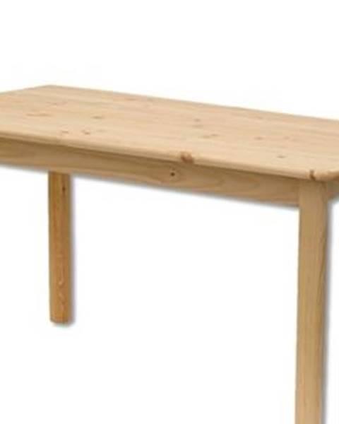 Drewmax Drewmax Stôl - masív ST104 | 100x70cm borovica