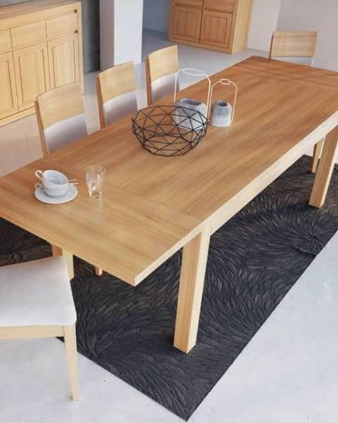 Drewmax Drewmax Jedálenský stôl - masív ST302 / S90 - hrúbka 2