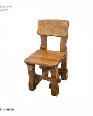 Drewmax Záhradná stolička MO100