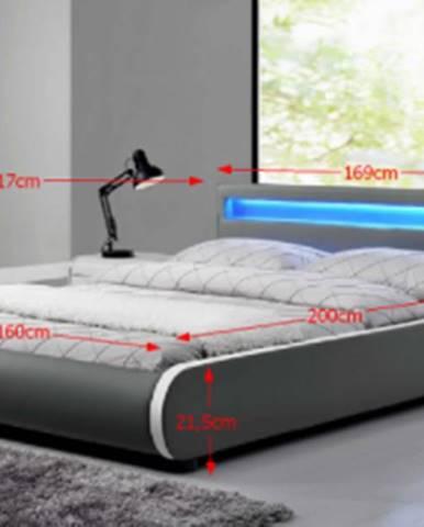 Tempo Kondela Manželská posteľ Dulcea