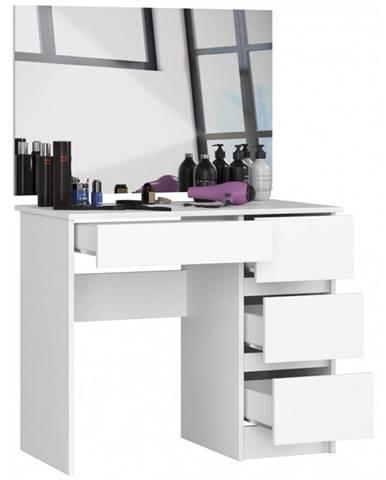 ArtAko Toaletný stolík so zrkadlom Clips T-6 90x60 biela