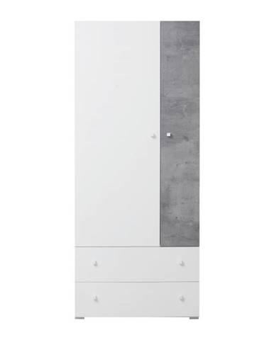 Meblar  Šatníková skriňa Sigma SI3 L/P