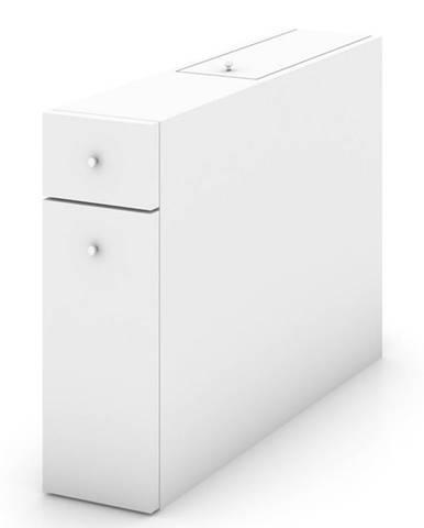 Kúpeľňová skrinka SMART biela