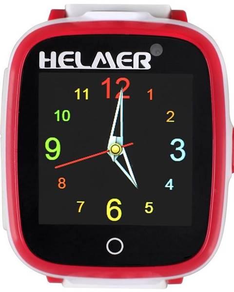 Helmer Inteligentné hodinky Helmer KW 802 dětské červené