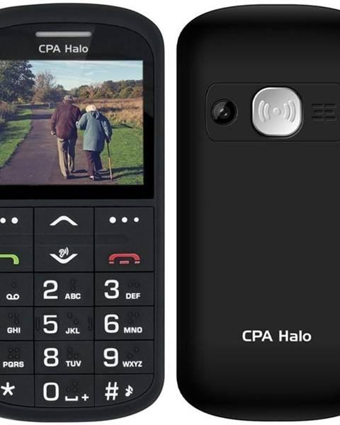 CPA Halo Mobilný telefón CPA Halo Halo 11 Pro Senior s nabíjecím stojánkem
