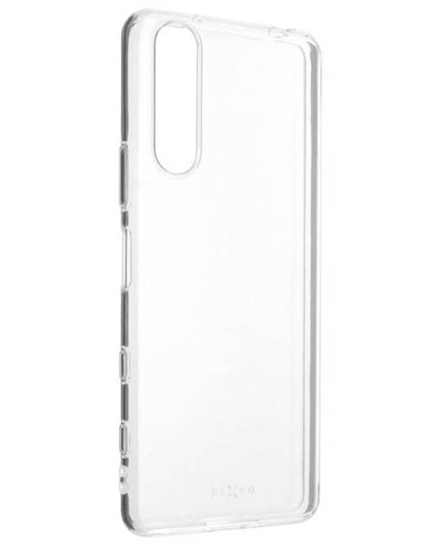 FIXED Kryt na mobil Fixed na Sony Xperia 5 II priehľadný